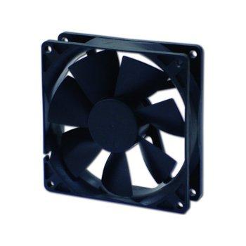 Вентилатор 92мм, EverCool EC9225LL12BA, 2Ball 1500rpm image