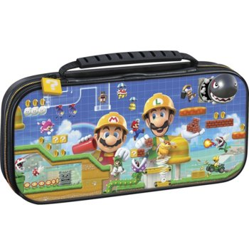 Защитен калъф Nacon Travel Case Mario Maker, за Nintendo Switch image