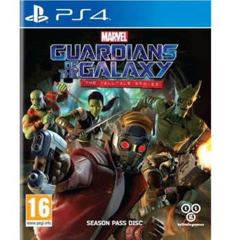 Guardians of the Galaxy: The Telltale Series product