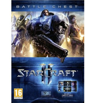 StarCraft II Battlechest V.2 product
