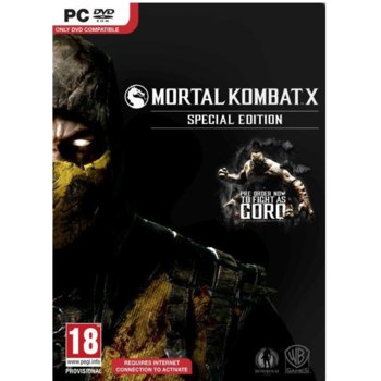 Mortal Kombat X Special Edition product