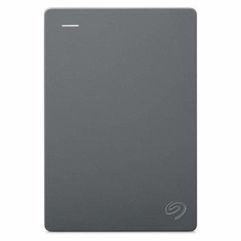 """Твърд диск 5TB, Seagate Basic Portable STJL5000400 (черен), външен, 2.5"""" (6.38 cm), USB 3.0 image"""