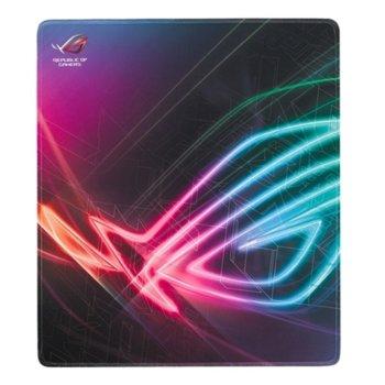 Подложка за мишка Asus ROG Strix Edge, гейминг, щампа, 400 x 450 x 2mm image