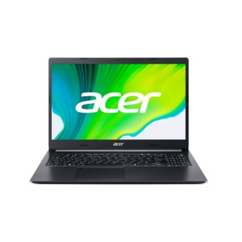 """Лаптоп Acer Aspire 5 A515-44G (NX.HW6EX.004), четириядрен AMD Ryzen 3 4300U 2.7/3.7GHz, 15.6"""" (39.62 cm) Full HD IPS Anti-Glare Display & RX 640 2GB, (HDMI), 8GB DDR4, 512GB SSD, 1x USB-C, No OS image"""