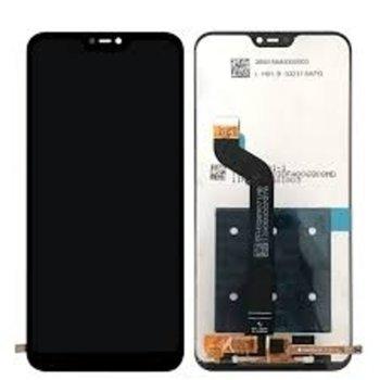 Дисплей за Xiaomi Mi A2 Lite / Redmi 6 Pro, LCD touch, черен image