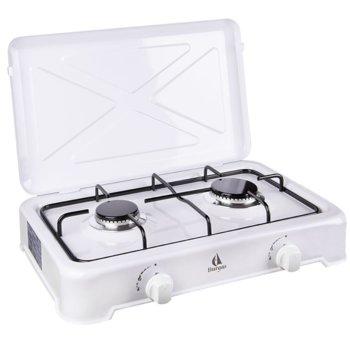 Газов котлон Burgas 102 white, пропан-бутан, разход на газ: 0.247 кг/ч, 3,4kW, бял image