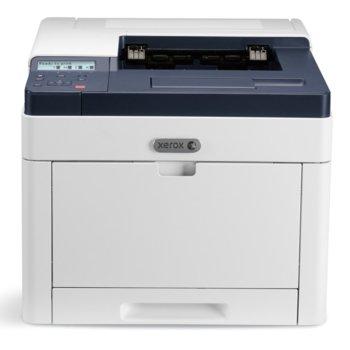 Лазерен принтер Xerox Phaser 6510V/N, монохромен, 1200 x 2400 dpi, 28 стр/мин, Wi-Fi, Lan1000, USB 3.0, A4 image