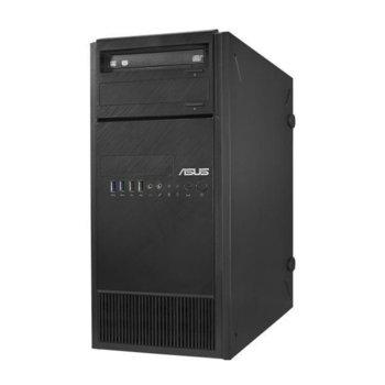 Сървър Asus TS100-E9-PI4, четириядрен Kaby Lake Intel Xeon E3-1220 v6 3.0/3.5GHz, 8GB DDR4, 2TB (2x 1TB HDD), 2x LAN1000, 4x USB 3.0, без OS, 300W захранване image