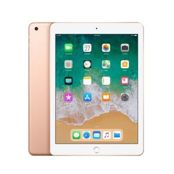 Apple iPad 6 Wi-Fi 128GB Gold product