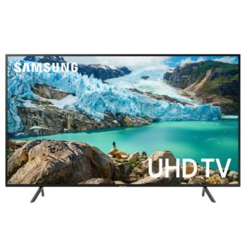 "Телевизор Samsung UE43RU7172U, 43"" (109.22 cm) LED Smart TV, Ultra HD, DVB-T2CS2, Wi-Fi, Bluetooth, LAN, 3x HDMI, 2x USB image"