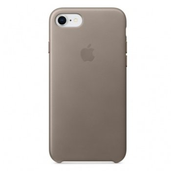 Apple iPhone 8/7 Leather Case Taupe product