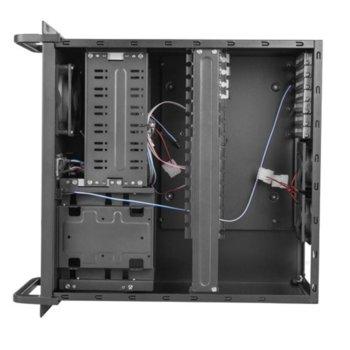 """Кутия Lanberg SC01-4504-10B, 4U rack-mount, 19"""", без захранване image"""