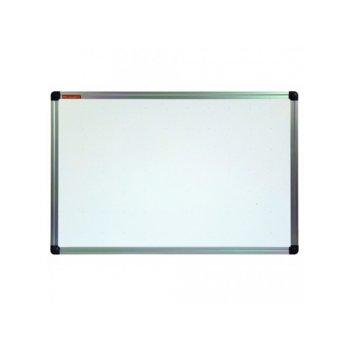 Магнитна дъска Memoboards, с алуминиева рамка, разграфена на точки, размер 1200x2400 mm, бяла image