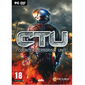C.T.U Counter Terrorism Unit product