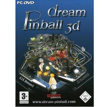 Игра Dream Pinball 3D, за PC image