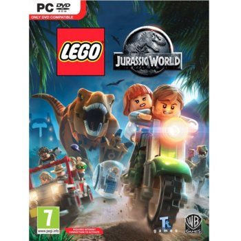 Игра Lego Jurassic World, за PC image