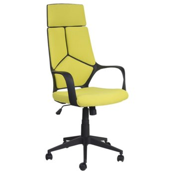 Директорски стол Carmen 7500, жълт image