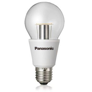 LED крушка Panasonic LDAHV10L27CGEP, E27, (10W), 806lm, 2700K image