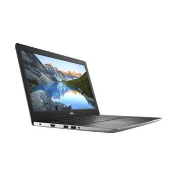 "Лаптоп Dell Inspiron 3582 (5397184273449)(сребрист), четириядрен Gemini Lake Intel Pentium N5000 1.1/2.7 GHz, 15.6"" (39.62 cm) HD Anti-Glare Display, (HDMI), 4GB DDR4, 1TB HDD, 2x USB 3.1, Linux, 2.30 kg image"