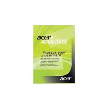 Допълнителна гаранция 3 години, за проектори Acer image