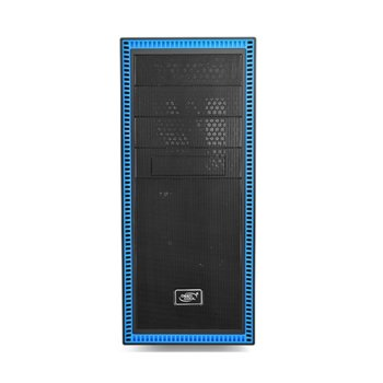 "Настолен компютър PC ""One Rank 2"", четириядрен Coffee Lake Intel Core i3-9100F 3.6/4.2GHz, GF GTX 1050 Ti 4GB (DP), 8GB DDR4, 1TB HDD & 500GB SSD, USB 3.1 (Gen1), Free DOS image"