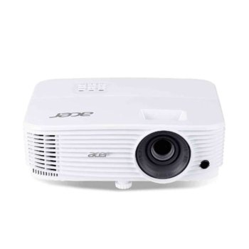Проектор Acer P1150, DLP 3D Ready, SVGA, 20 000:1, 3600 lm, 2x HDMI, VGA, USB, AUX  image