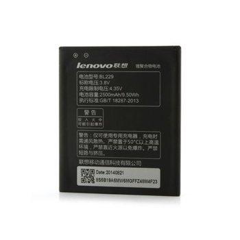 Батерия (заместител) за Lenovo A8, 2500mAh/3.8 V image