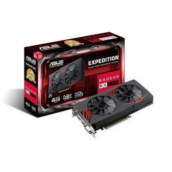 ASUS Expedition Radeon RX 570 4GB EX-RX570-4G product