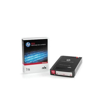 HP RDX 1TB Removable Disk Cartridge product