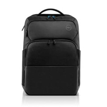 "Раница за лаптоп Dell Pro 460-BCMM до 17.3"" (43.94cm), водоустойчива, черна image"