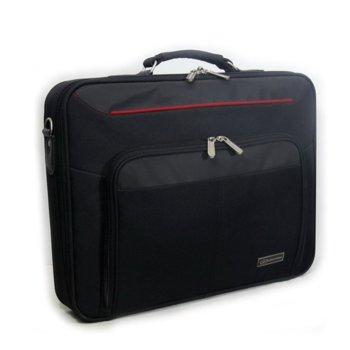 "Чанта за лаптоп LSKY B&R, до 15.6""(39.62 cm), черна image"