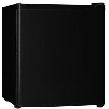 Мини бар Crown CM-49B, клас A+, 46 л. общ обем, свободностоящ, 106kWh годишно разход на енергия, черен image