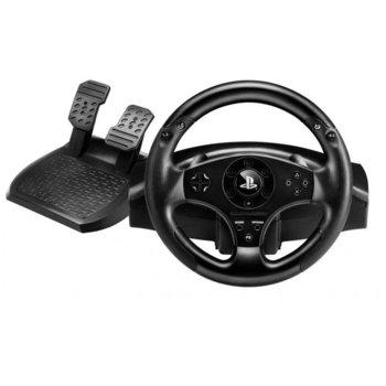 Волан Thrustmaster T80, включва педали, черен, за PS3/PS4 image
