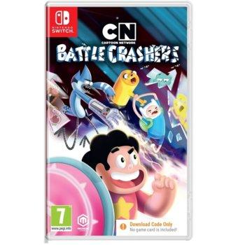 Игра за конзола Cartoon Network Battle Crashers (код в кутия), за Nintendo Switch image