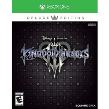 Kingdom Hearts III - Deluxe Edition (Xbox One) product