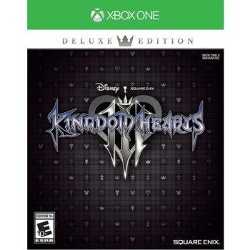 Игра за конзола Kingdom Hearts III - Deluxe Edition, за Xbox One image