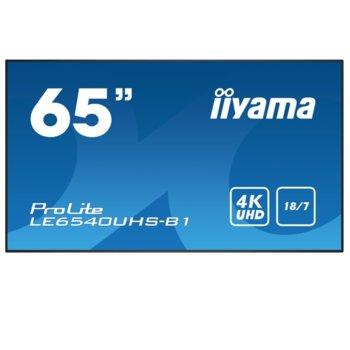 Iiyama LE6540UHS-B1 product