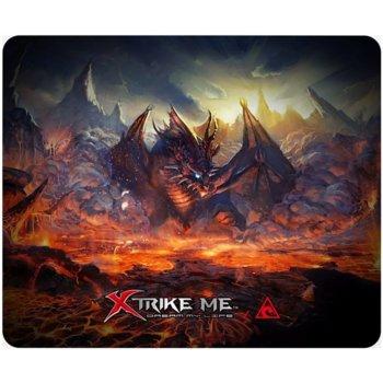 Подложка за мишка Xtrike ME MP-002, гейминг, 320 x 270 x 2 mm image