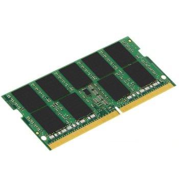 Памет 4GB DDR4 2400MHz, SO-DIMM, Kingston KVR24S17S6/4, 1.2V image