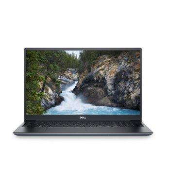 "Лаптоп Dell Vostro 5590 (N5105VN5590EMEA01_2005)(сребрист), четириядрен Comet Lake Intel Core i7-10510U 1.8/4.8 GHz, 15.6"" (39.62 cm) Full HD Anti-Glare Display & GF MX 250 2GB, (HDMI), 16GB DDR4, 512GB SSD, 1x USB 3.1 Type C, Windows 10 Pro  image"