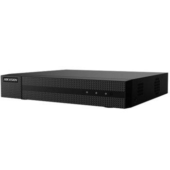 Хибриден видеорекордер HikVision HWD-5108M, 8 канала, H.264+/H.264, SATA, 2x USB, 1x RJ-45, 1x RCA, 1x HDMI, 1x VGA image