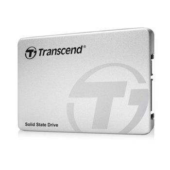 """Памет SSD 512GB, Transcend SSD370, SATA 6Gb/s, 2.5"""" (6.35 cm), скорост на четене 560MB/s, скорост на запис 460MB/s image"""