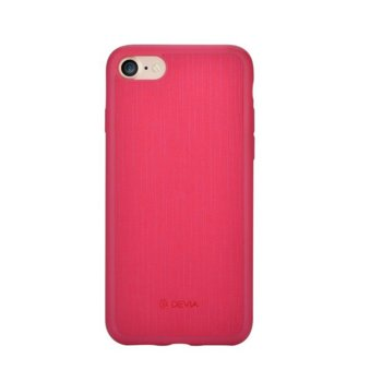 Devia Jelly Slim Leather iPhone 7 Red DC27581 product