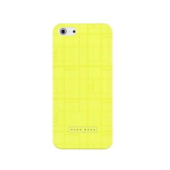 HUGO BOSS Catwalk Hardcover iPhone 5/5S (жълт) product