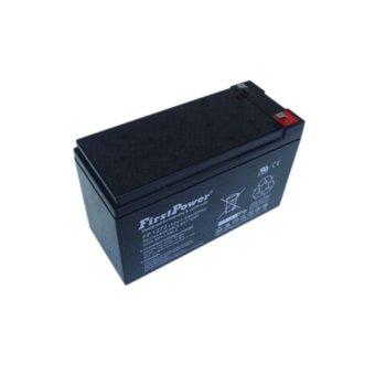 Акумулаторна батерия First Power FP1272T2, 12V, 7.2 Ah, GEL image