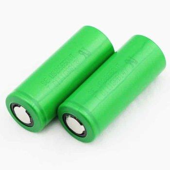 Акумулаторна батерия Sony US26650VT, 26650, 3.7V, 2600mAh, Li-Ion, 1 брой image