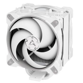 Охлаждане за процесор Arctic Freezer 34 eSports DUO Grey/White, съвместимост с Intel LGA 1150/1151/1155/1156/2011-3/2066 & AMD AM4 image