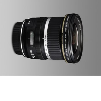 Обектив Canon LENS EF-S, 10-22mm f/3.5-4.5 USM image