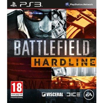 Игра за конзола Battlefield: Hardline, за PlayStation 3 image