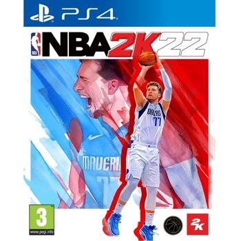 Игра за конзола NBA 2K22, за PS4 image